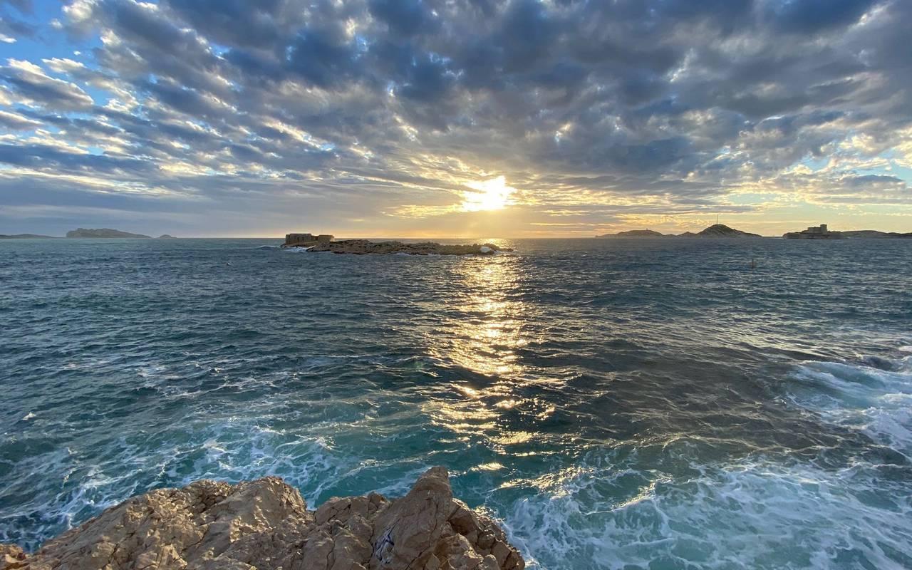 photo de la mer hôtel de charme provence