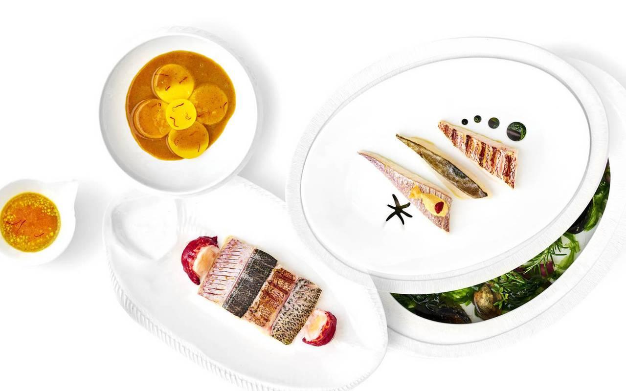 bouillabaisse restaurant fruit de mer marseille