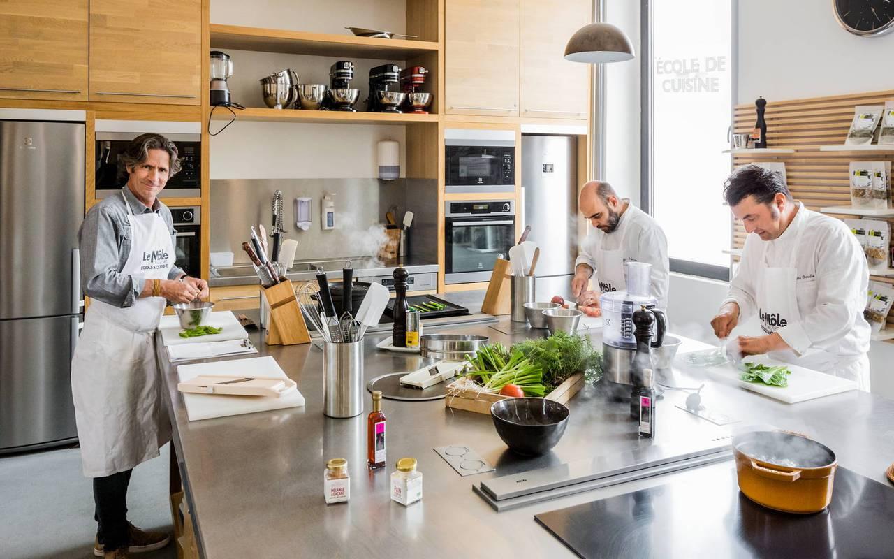 atelier cuisine marseille